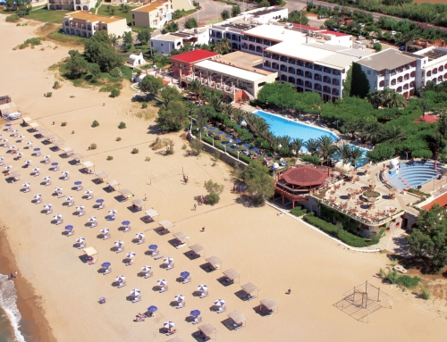 Hotel aerial 3
